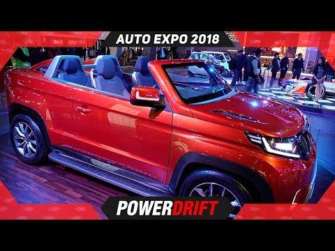 Mahindra Stinger @ Auto Expo : PowerDrift