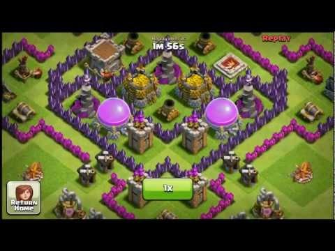 Clash of Clans - Unbeatable Base