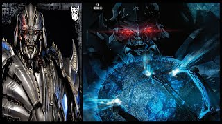 "Transformers The Last Knight - ""Megatron"