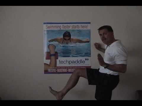 EVF Swimming tips for coaches and swimmers, starting from the bottom up - Ankle flexibility