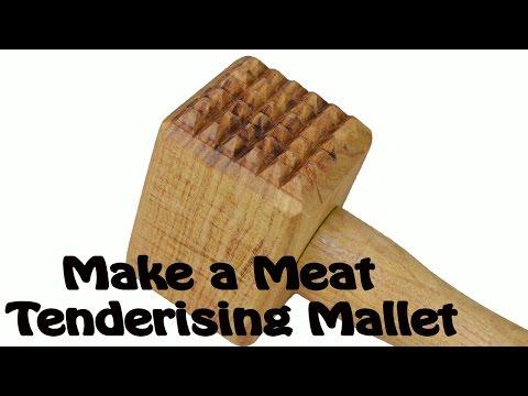 Meat Beater/Tenderizer : 2015 Kitchen Utensil Challenge