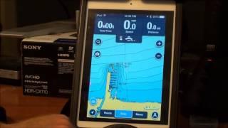 Navionics iPhone App Review and Tutorial - PakVim net HD