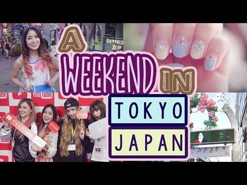 A Weekend in JAPAN, TOKYO | Harajuku Shopping, Ikebukuro & Nails