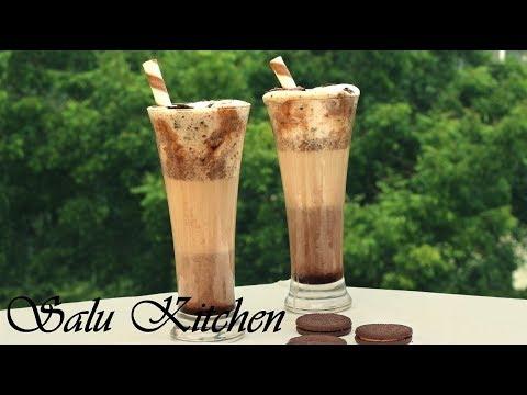 How To Make Oreo Milk Shake / Recipes For Children