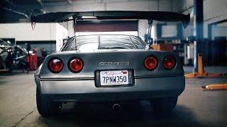 Budget C4 Corvette -