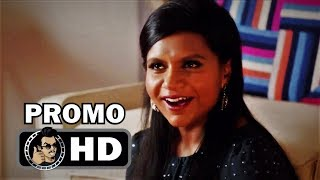 """THE MINDY PROJECT Final Season Official Promo """"The Game of Mindy"""" (HD) Hulu Series"""