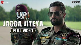 Jagga Jiteya - Full Video | URI | Vicky Kaushal & Yami Gautam | Daler Mehndi, Dee MC & Shashwat S