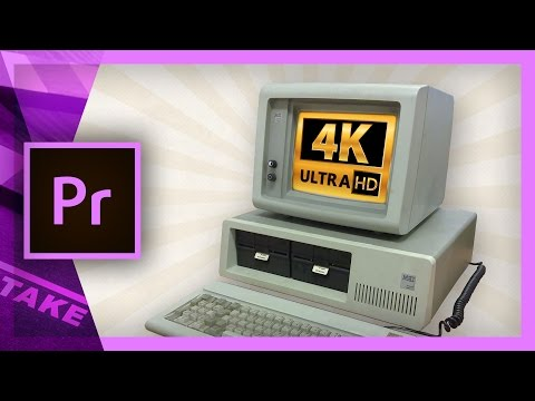 Editing 4K on a slow computer in Premiere Pro | Cinecom.net