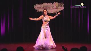 Beautiful Mercedes Nieto At Isbf 2015