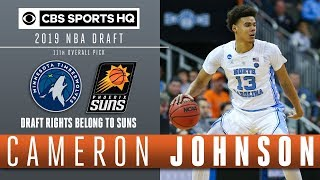 Cam Johnson is the most shocking pick of this draft | 2019 NBA Draft | CBS Sports HQ