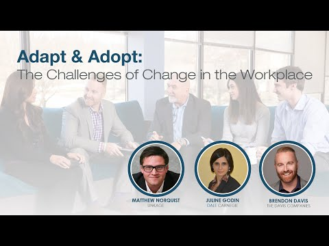 The Challenges of Change in the Workplace