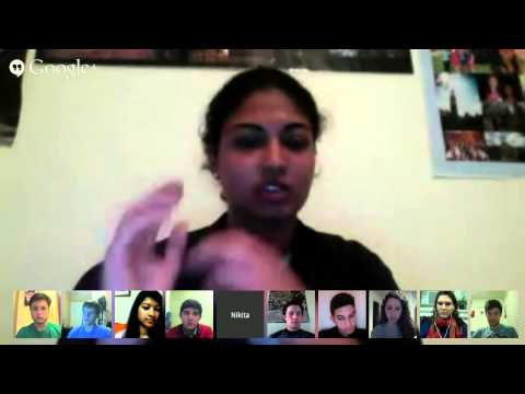UNC Admitted Students Hangout on Air