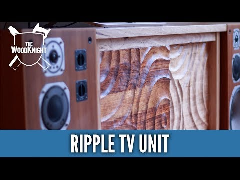 Ripple TV unit