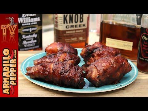 Smoked Apple Bourbon Chicken Thighs Recipe | Masterbuilt Smoker