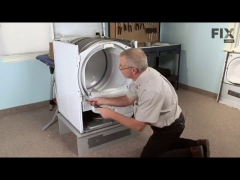 Amana Dryer Repair – How to replace the Multi Rib Belt