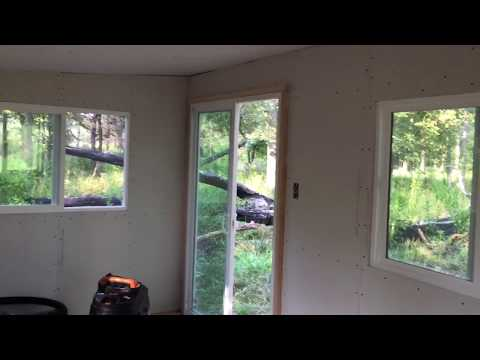 Shed 3.0 / Drywalling Tips