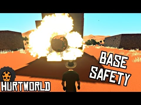 [OUTDATED] Base Safety Tips Against Some Raiding Strategies | HURTWORLD