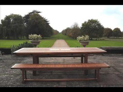 Garden Table   Garden Table Planter