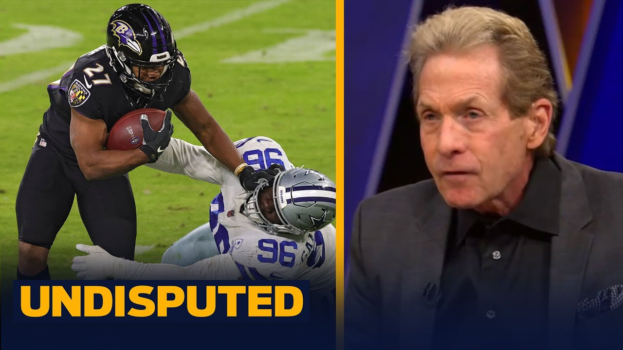Skip & Shannon react to Cowboys' blowout loss to Lamar Jackson's Ravens | NFL | UNDISPUTED