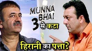 Vidhu Vinod Chopra Kicks Out Rajkumar Hirani From MUNNABHAI 3?
