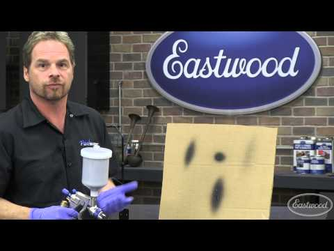 Spray Painting - How to Set Up Your HVLP Paint Gun with Kevin Tetz at Eastwood