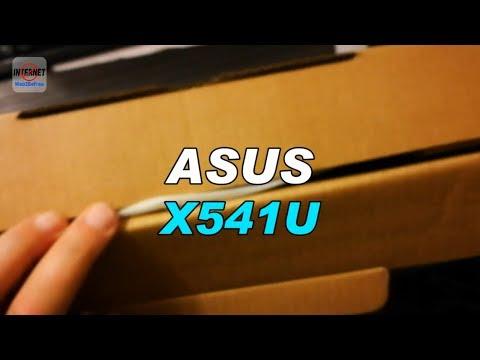 ASUS X541U [UNBOXING]