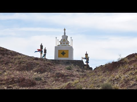 Mongolia - Pearl of Desert - Ongiin Khiid - Онгийн хийд