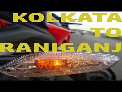 Kolkata to Raniganj | NH2 | Honda CBR250R