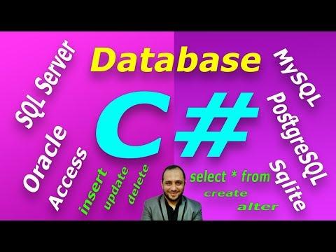 #639 C# Web Disconnected Mode SQLite Database Part DB C SHARP وضع عدم اتصال ويب سي شارب و قواعد البي