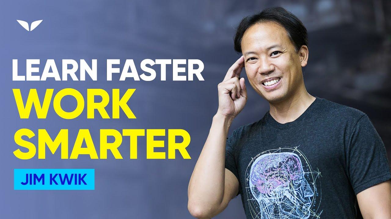 Unleash Your Super Brain To Learn Faster   Jim Kwik
