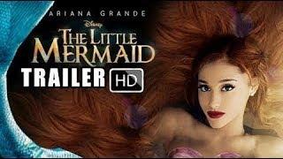 Disney's THE LITTLE MERMAID   Teaser   Trailer   Ariana Grande, Henry Cavill