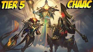 SMITE'S NEWEST TIER 5 BLEW MY EXPECTATIONS OUT THE WINDOW! - SMITE PTS Tier 5 Chaac Gameplay