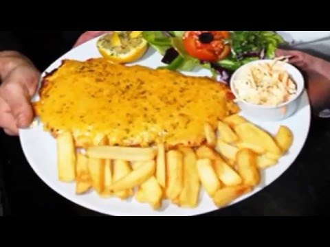 What is a Parmo   Chicken Parmo Food Teesside Middlesbrough