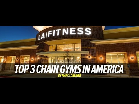 Top 3 Gym Chains in America | Why LA Fitness is Tops