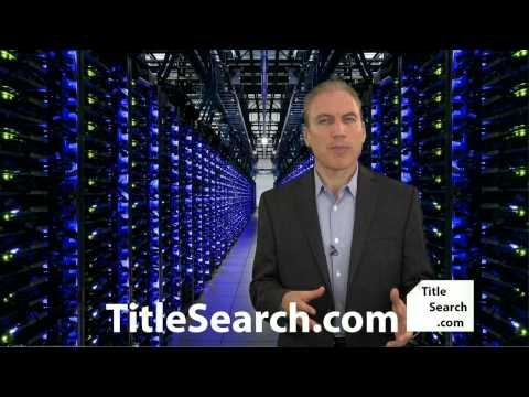 How do you get a property title search? | AFX