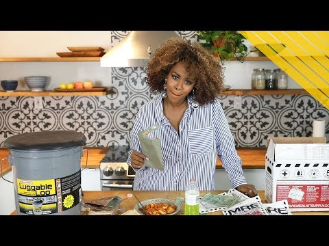 Unboxing for The End of The World - GloZell xoxo