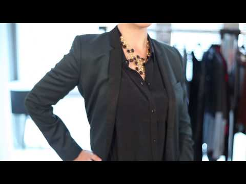 How to Dress Yourself to Look Like an Older Woman : Business Fashion & More