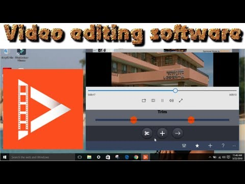 Best Video Editing Free Software On - (Windows 10) Store
