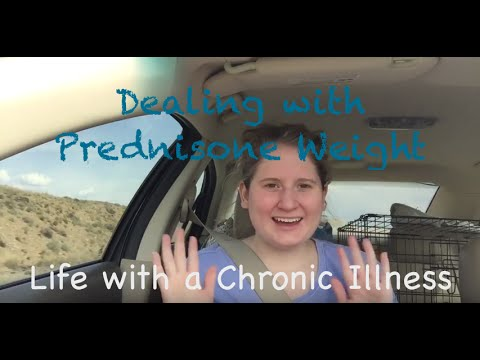 Dealing with Prednisone Weight | Life with a Chronic Illness