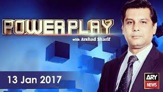 Power Play 13th January 2017