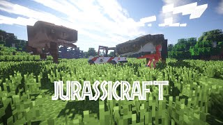 Minecraft Dinosaurs JurassiCraft Fossils and Archeology Ep5