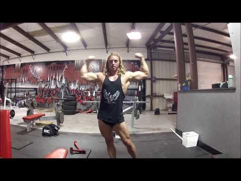 Youtube Golden Era Bodybulding Contest?! Full shoulder/traps workout