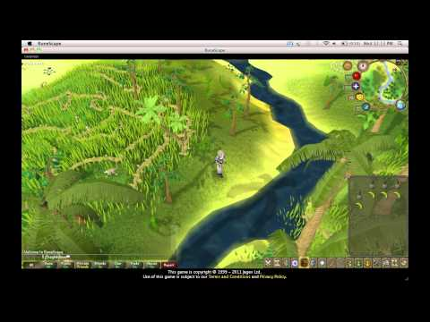 How To Get A Pet Monkey On Runescape | RuneStepHD