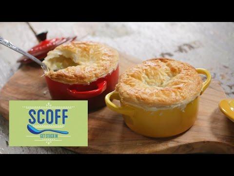 Mini Chicken, Mushroom & Leek Pies | Cooking For Kids 4