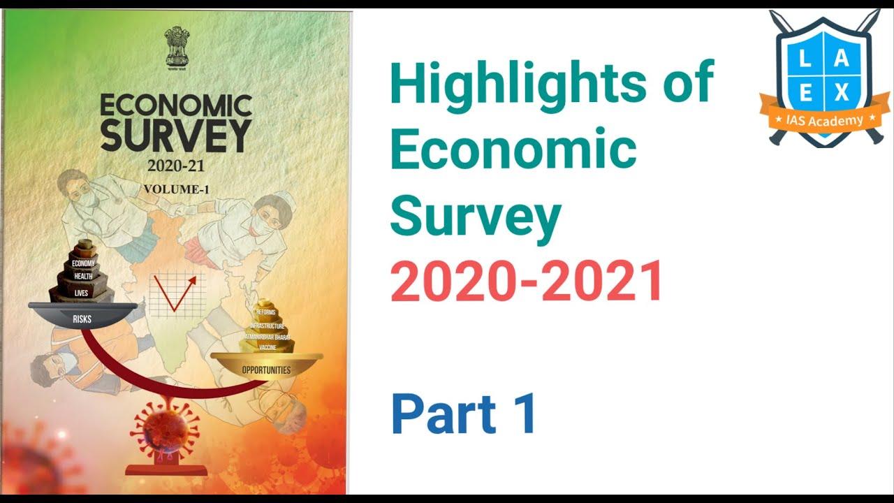 Economic Survey Part 1(2020-21)|| Economy Value Addition||Civils Coaching in Hyd||Mana La Excellence