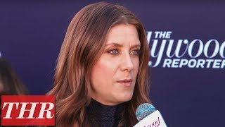 Kate Walsh on How Her Neighborhood is Dealing With CA Fires | Women in Entertainment 2017