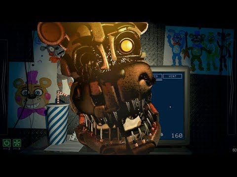 Twin Toys Plays Five Nights at Freddy's:  Freddy's Pizzeria Simulator:  Freddy's Secret Revealed