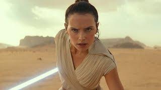 STAR WARS EPISODE 9 The Rise of Skywalker Official Trailer