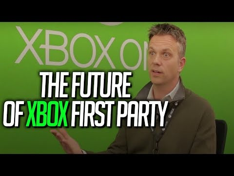 What is the Focus of Xbox First Party | New Xbox Boss Talks Single Player and Games as a Service