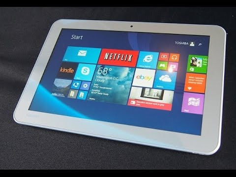 Windows Tablet Best Buy: Toshiba Encore 2 ► The Deal Guy